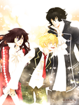 Pandora Hearts by MariaAart