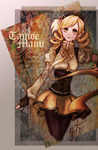 Mami Tomoe by Alyvia-Write