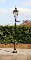 Victorian Street Lamp 3 by OghamMoon