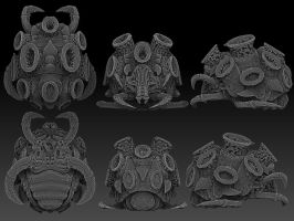 Acidtube Turnaround Sculpt (Tremulous) by Dandoombuggy