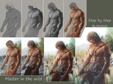 Master in the wild Step by Step by aenaluck