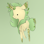 Pony adopt~! .v. Closed~ by MoonMintRd