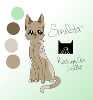 Sandstar - Leader of TDC by Minnow-to-the-moon