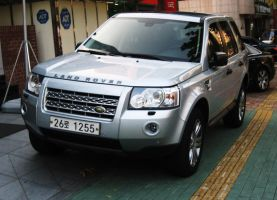 Land Rover Freelander LR3 by Kia-Motors