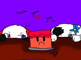 Sikey and I.S- Kill the Cake by Sikey101
