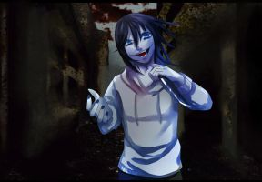 Jeff the killer 8 : creepy pasta by ichimatsu14