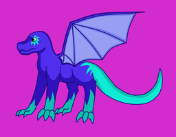 Draw me a Dragon Contest Entry 1 by DragonCartoons
