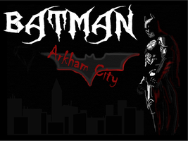 Batman: Arkham City by MaxDaMonkey