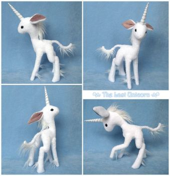 The Last Unicorn by melkatsa