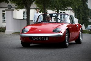 Lotus Elan 1600 by FurLined