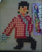 Skittle Michael Jackson by Jdh813