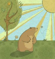 Sleepy Bear by PhillyBoyWonder
