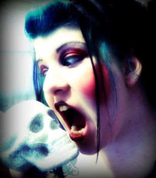 I want skull by katerz1313