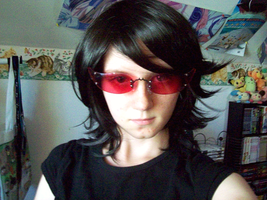 Terezi wig test by Momoparfait
