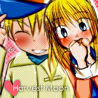 A happy Harvest Moon by maia-7