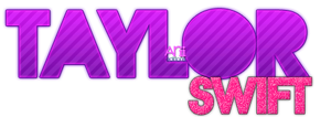 Texto PNG de Taylor Swift by AriiPsEditions