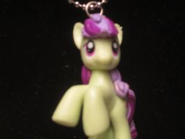 My Little Pony Bitta Luck Necklace by colbyjackchz
