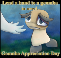 -_-Goomba Appreciation Day-_- by Nights2Dreams