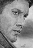 Dean Winchester by acjub