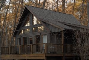 Cabin Weekend Round 3 by Troy-Stith