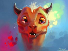 There was a kitty before by vandervals