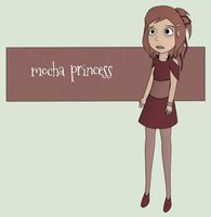 Mocha Princess by AskAlmostEvil