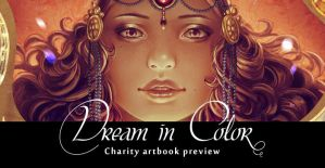 Dream of Magic Spells. Preview by Bea-Gonzalez