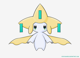 Day 29: Jirachi by NoxYukianesa