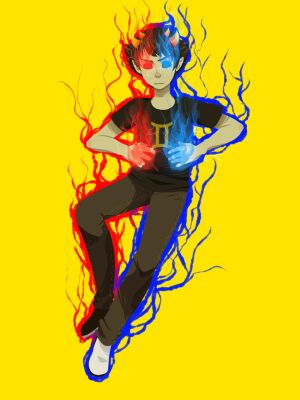 Sollux x reader lack of attention sollux x
