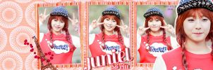 [cover zing] Juniel by kylecoi