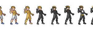 Havok Sprite, step-by-step by travo89