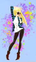 Barbie 2 by JustinCoffee