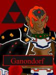 Ganondorf Smash Bros Character Window by JediMasterMaria89