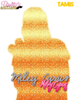 Miley Cyrus. by xmagicaltouchx