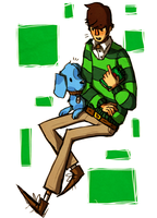 Blues Clues by suzanflowergirl1