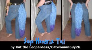 Yarn Tail: Sage Hendrix by Catwoman69y2k