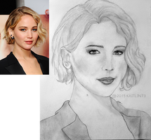 Jennifer Lawrence by Kaitlin73