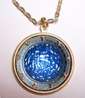 Stargate necklace by Bright-Circle