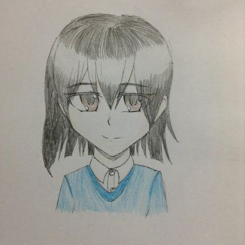 Pencil test (female) by Thatsmusic99
