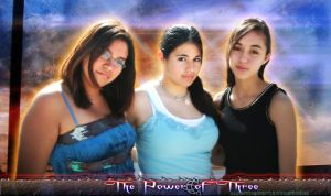 Power of Three Finished by Albrtd3