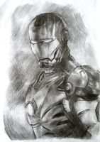 Iron man by ColourOfLife