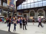 Gare de Lyon and escalators by EUtouring