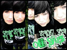 Oli Sykes by synysterxmiss