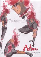 Antares Concept pt. 1 (unmasked) by MidnightWolf95