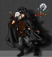 Cade Thorngage, Rogue Assasin by leadpoint