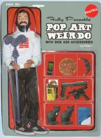 Pop Art Weirdo by Hartter