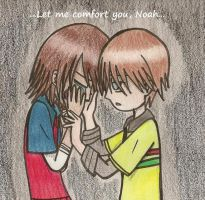 REQUEST-When You Feel Alone... by Kiku-No-Hoshi-XD