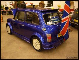 1986 Mini 1000 by compaan-art