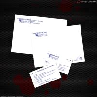 Dickerson Rix Stationary by Gierka-Design