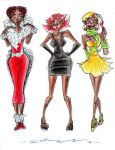 Party Outfits by cracked139